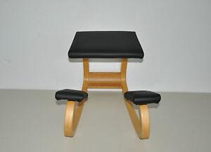 Stokke varier balans kniehocker hocker kniestuhl gesundheitsstuhl
