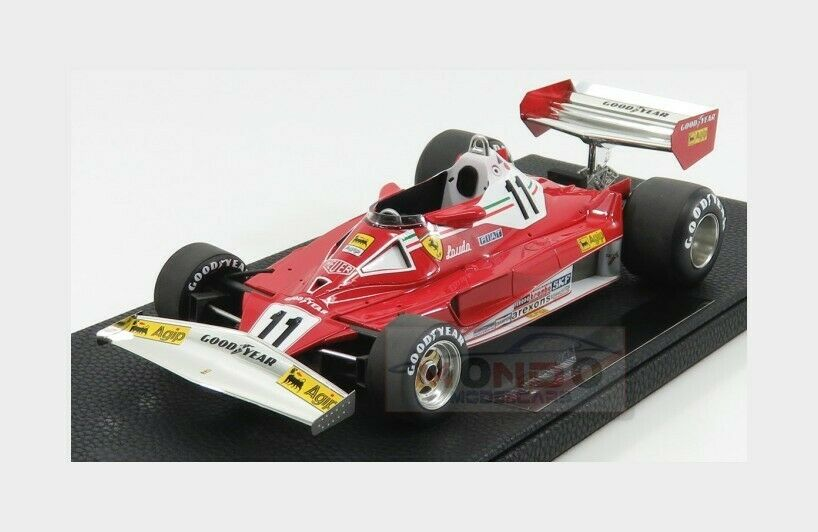 Ferrari F1 312T2 Niki Lauda 1977 World Champion GP REPLICAS 1 18 GP014A Mode