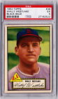 1952 Topps #38 Wally Westlake Excellent - PSA 5