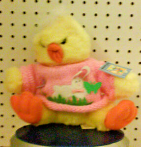 NEW-CHICK-DUCK-PLUSH-DAN-DEE-COLLECTORS-CHOICE-9-034-HIGH-EASTER