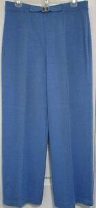 St Tricot Classique Santana Bleu John Collection Taille Pantalon 12 UwUqROT
