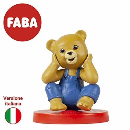 FABA-Le filastrocche della Buonanotte Personaggi Sonori FFR23905 Multicolore