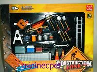 Phoenix Toys 18425 Construction Zone Hobby Grade Display Accessories 1/24