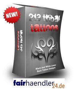 213-TRIBAL-TATTOOS-Tattoo-Designs-Vorlagen-E-Lizenz-GEIL-VORLAGE-TATOWIERUNGEN