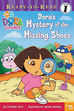Dora's Mystery of the Missing Shoes (Ready-To-Read Dora the Explorer --ExLibrary