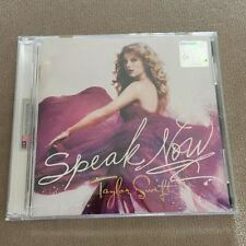 TAYLOR SWIFT Speak Now Malaysia Press