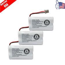 3x Replacement Cordless Home Phone Battery for Uniden Bt-1015 Bt1015 Bt-1007 USA