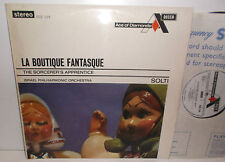 SDD 109 Rossini-Respighi La Boutique Fantasque Dukas The Sorcerer's Apprentice