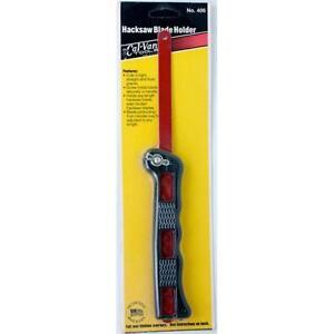Hacksaw blade holder cal van 406 ebay image is loading hacksaw blade holder cal van 406 greentooth Choice Image