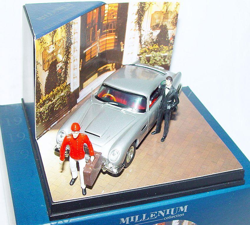 Vitesse Millenium 1:43 JAMES BOND 007 ASTON MARTIN DB.5 GOLDFINGER MIB`00 RARE!