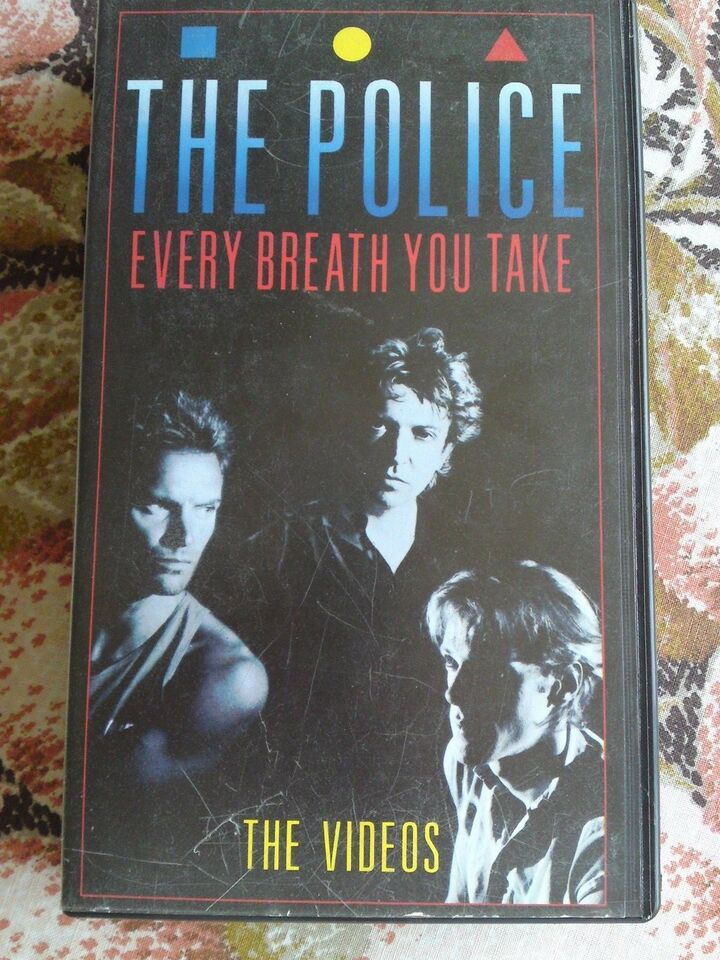 Musikfilm, The police - every breath you take