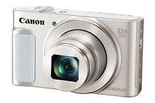 Canon PowerShot SX620 HS 25x Zoom 20.2MP Digital Camera - Silver