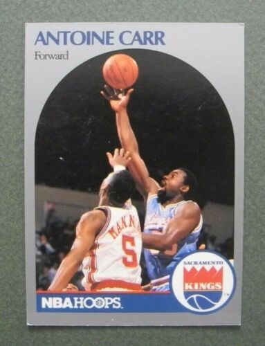 NBA Hoops 1990-91 Basket Trading cards Cartes De Collection Sélection # 1-100 Rookie