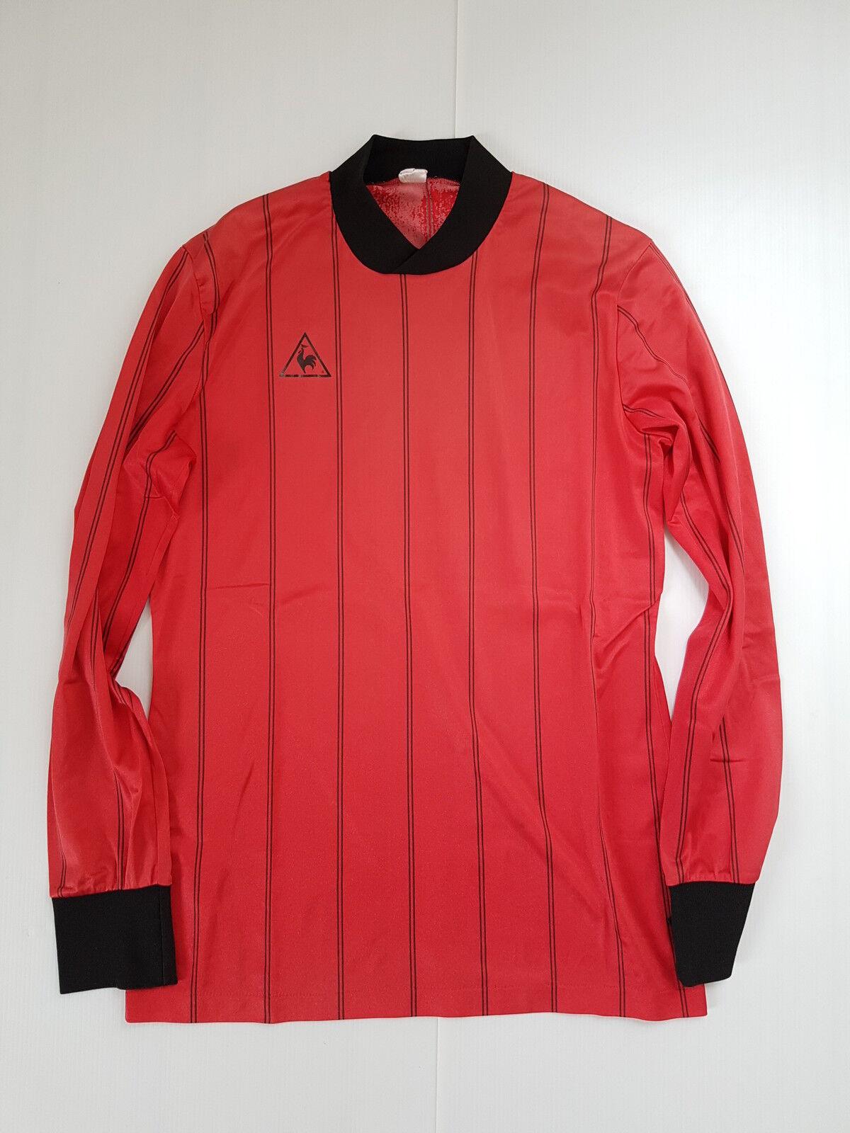 Soccer Jersey Shirt Old Vintage Maglia Coq Sportif 2x3 No. 5