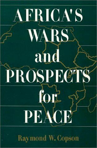 Africa's Wars and Prospects for Peace Paperback Raymond W. Copson
