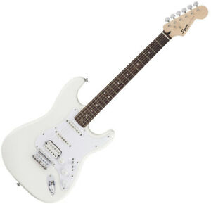Squier-Bullet-Stratocaster-Electric-Guitar-HSS-Hard-Tail-Arctic-White
