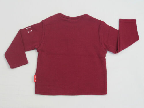 Elle Baby Girls Long Sleeve Top size 6 months Colour Maroon