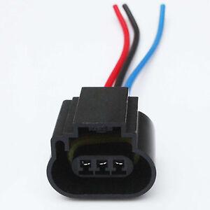 Image Is Loading 2 H13 9008 HID LED Bulb Female Socket