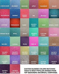 Colored Sand 6oz (1/2 cup Vol) Colors compare to David's Bridal ~ Unity Ceremony