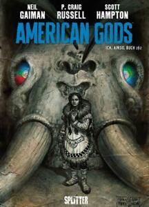 American Gods 4, éclats-afficher Le Titre D'origine
