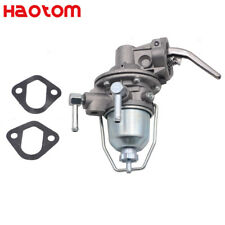 FUEL PUMP H15 H20II H25II K15 K21 K25 ENGINE TCM CAT FORKLIFT PARTS 17010-50K00