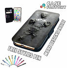 Star Wars Style Hans Solo Frozen In Carbonite - Mobile Leather Wallet Case Cover