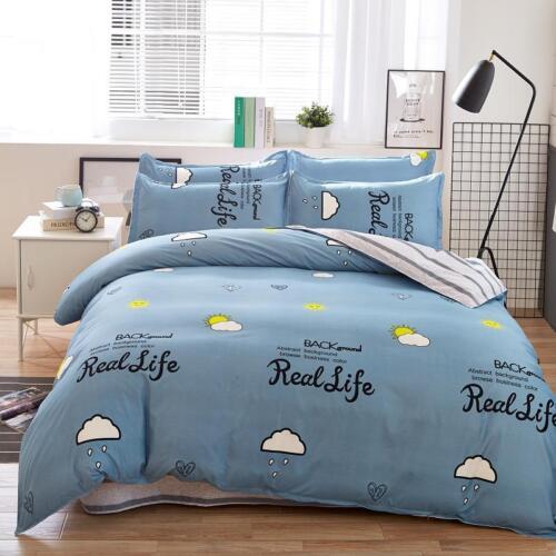 Duvet cover bedding  bed linens 4pcs//set 5 size set Pastoral bed bedding clothes