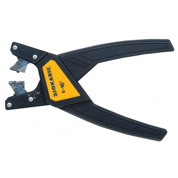 CK Tools JOKARI T20090 Round Automatic Cable Stripper - No. 6-16mm