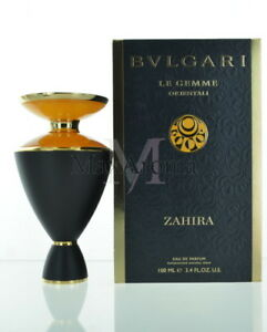 Bvlgari Le Gemme Zahira Perfume Eau De Parfum 34 Oz 100 Ml Unisex