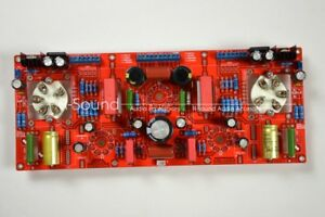 PCB circuit Finished board For FD422 2E22 Single-ended tube