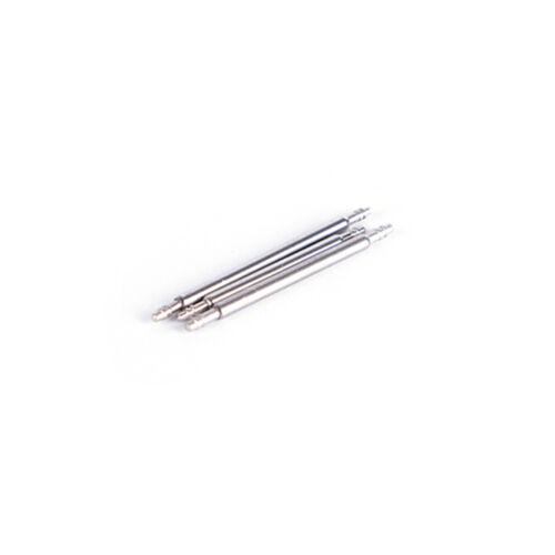 20x tige de ressort en acier inoxydable lien pour bracelet de montre bande IU