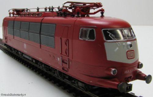ROCO 43619 DB Ellok BR 103 231-7 Ep IV Spur H0 nw. OVP