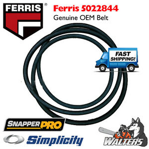 5103670 Genuine OEM Belt for FerrisSimplicitySnapper Pro Ferris 5103870