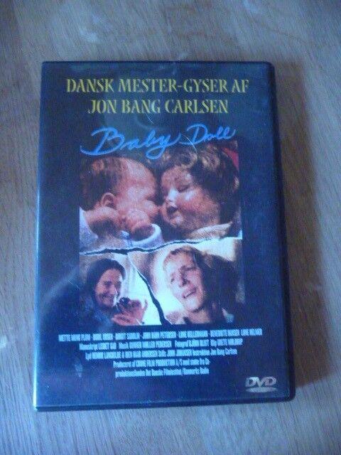 Baby Doll, DVD, thriller