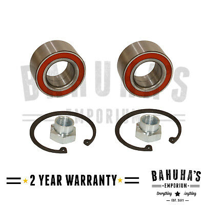 FORD ESCORT Mk4 1.3 Wheel Bearing Kit Front 86 to 90 QH 5007040 Quality New