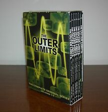 The Outer Limits Original Series Complete Box Set Vol. 1-3 DVD 2008 - LIKE NEW!