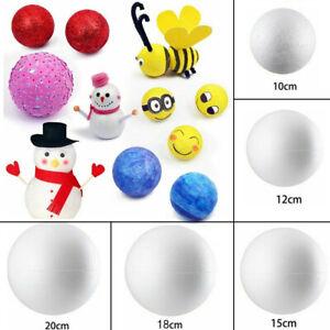 polistirene-Palle-di-gomma-bianca-polistirolo-Decorazione-della-festa-di-Natale