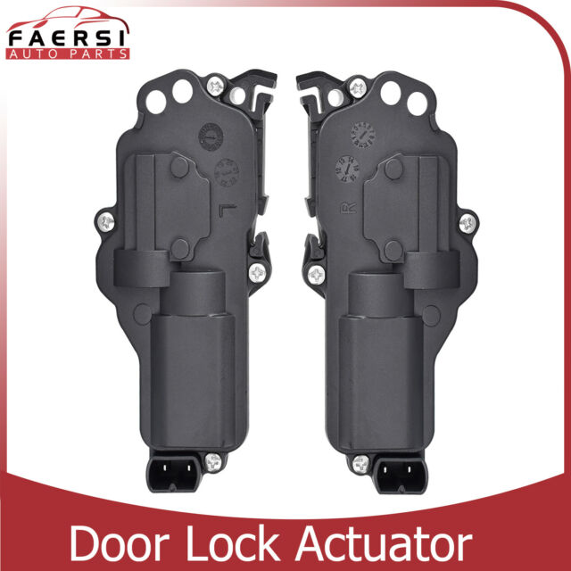 Power Door Lock Actuator Left /& Right Pair Set for Ford Lincoln Mercury