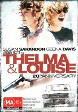 Thelma And Louise DVD NEW TOP 500 BEST PICTURE Susan Sarandon Geena Davis R4
