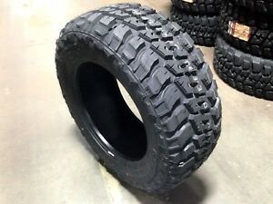 4 New 35x12 50r20 Federal Couragia M T Mud Tires 35125020 R20 1250r