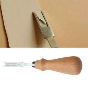 Handgefertigte-Leder-Diy-Craft-Lederrand-Beveler-Leder-Schneiden-Skiving