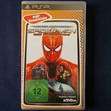 PlayStation Portable ► Spider-Man: the web of Shadows-Amazing allies Edition ◄