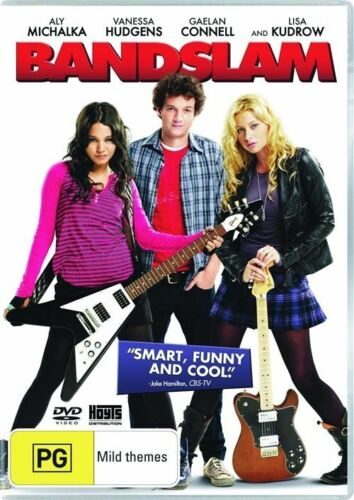 1 of 1 - Bandslam - DVD ss Region 4 Good Condition