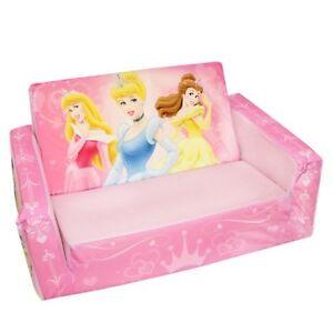 marshmallow fun kids room furniture flip open sofa disney princess rh ebay com  marshmallow furniture flip open sofa disney princess
