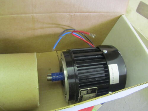 Bodine Electric Co 1//6 hp electric motor 3 phase 460V 1700 rpm  Type 42Y38FPP