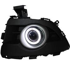 DRL COB Angel Eyes Fog lights Projector Lamp Bumper Cover For Mazda 5 2008-2010