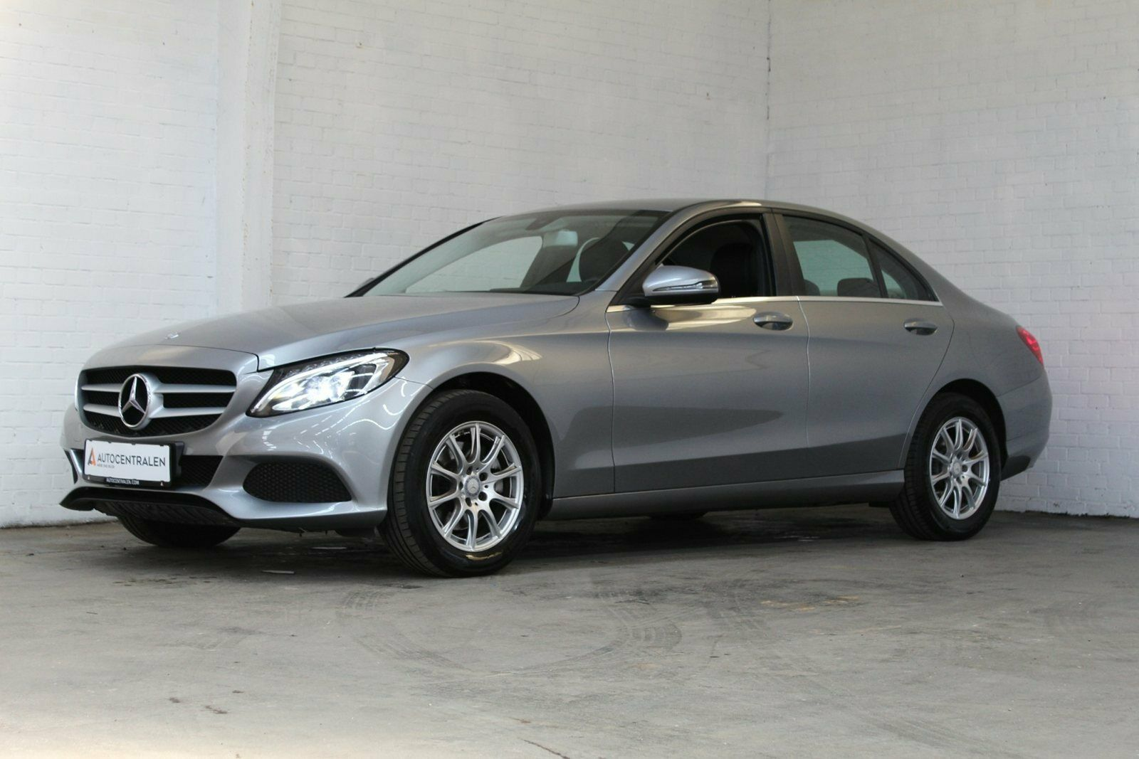 Mercedes C200 d 2,2 Business aut. 4d - 274.900 kr.