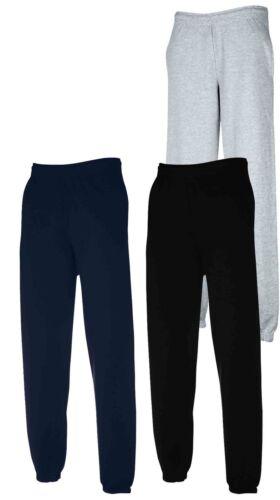Fruit Of The Loom Mens Premiums Plain Sweatshirts /& Hoodies Cotton /& Polyester