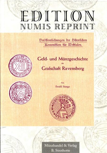 Stange, Geld- und Münzgeschichte der Grafschaft Ravensberg, Standard, Zitierwerk