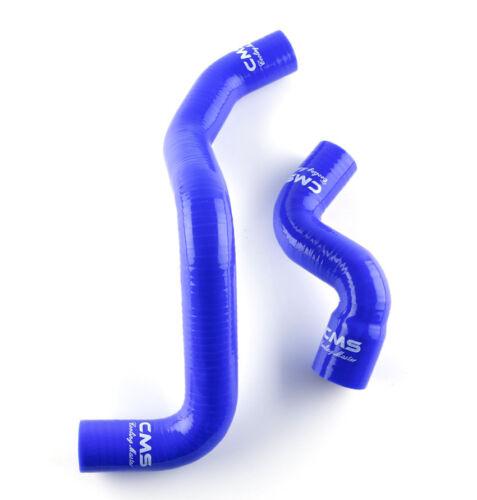 Sunny GTI-R GTiR RNN14 Blue Silicone Radiator Hose For /'90-/'94 Nissan Pulsar